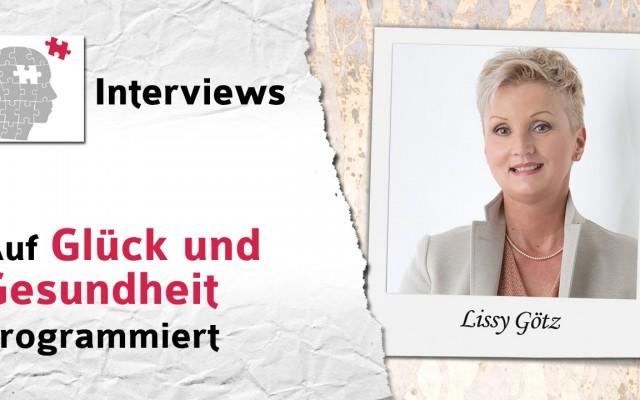 Video thumbnail for youtube video Lissy Götz - auf Glück und Gesundheit programmiert