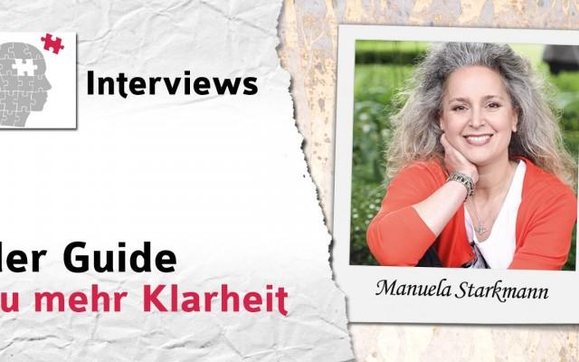 Video thumbnail for youtube video Manuela Starkmann - der Guide zu mehr Klarheit