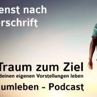 Der Traumleben-Podcast, Dienst nach Vorschrift