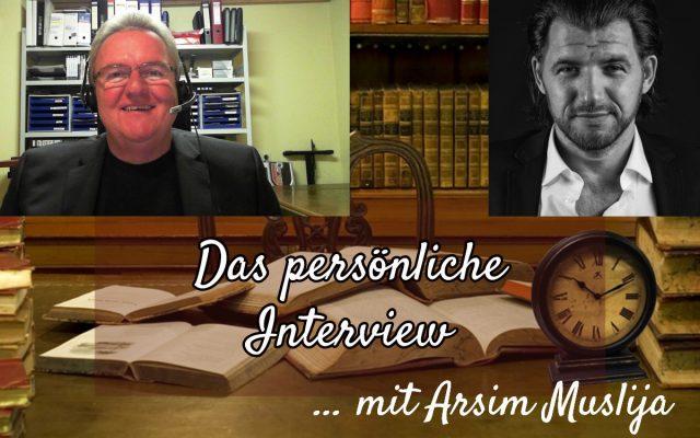 Berufung finden, Männlichkeit leben, zur Legende werden, Arsim Muslija