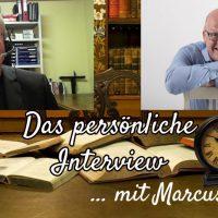 Mut zur Veränderung Interview Marcus König