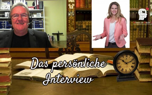 Margit Lieverz Kommunikationstraining Interview