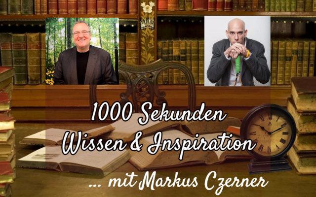 Interview Markus Czerner Selbstbewusstsein stärken