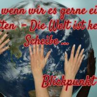 Die Erde ist keine Scheibe