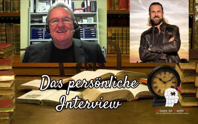 Humantrust Veit Lindau im Interview