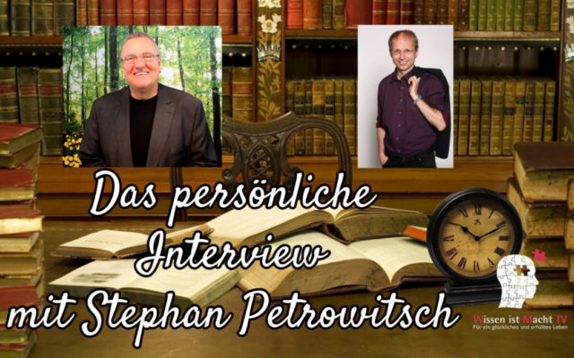 Heilung und Wunder der Lebenskraft Stephan Petrowitsch