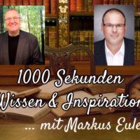 Markus Euler, wie Sie andere für sich gewinnen