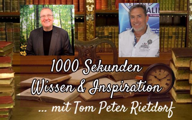 Tom-Peter Rietdorf Heiler, Heilung auf allen Ebenen