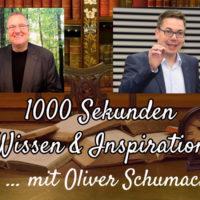 Verkaufen lernen, Verkaufstrainer Oliver Schumacher