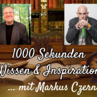 Scheitern führt zum Erfolg - Markus Czerner im Interview